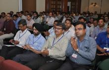 Audience during IPv6 Workshop
