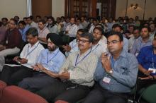Audience at the IPv6 Workshop